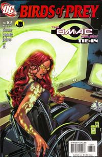 Cover Thumbnail for Birds of Prey (DC, 1999 series) #83