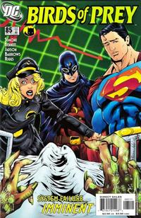 Cover Thumbnail for Birds of Prey (DC, 1999 series) #85