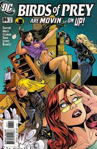 Cover Thumbnail for Birds of Prey (DC, 1999 series) #86