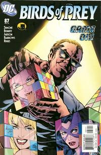 Cover Thumbnail for Birds of Prey (DC, 1999 series) #87