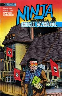 Cover Thumbnail for Ninja High School (Malibu, 1988 series) #19