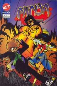 Cover Thumbnail for Ninja High School in Color (Malibu, 1992 series) #13