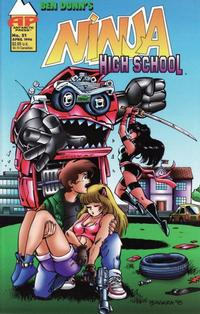 Cover Thumbnail for Ninja High School (Antarctic Press, 1994 series) #51