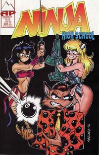 Cover Thumbnail for Ninja High School (Antarctic Press, 1994 series) #52