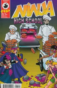 Cover Thumbnail for Ninja High School (Antarctic Press, 1994 series) #61