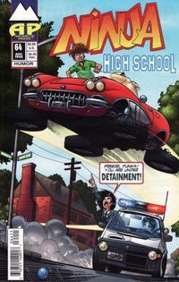 Cover Thumbnail for Ninja High School (Antarctic Press, 1994 series) #64
