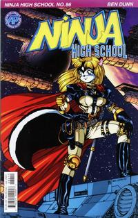 Cover Thumbnail for Ninja High School (Antarctic Press, 1994 series) #86