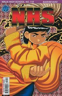 Cover Thumbnail for Ninja High School (Antarctic Press, 1994 series) #119