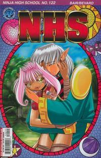 Cover Thumbnail for Ninja High School (Antarctic Press, 1994 series) #122