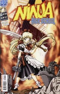 Cover Thumbnail for Ninja High School (Antarctic Press, 1994 series) #135