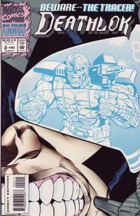 Cover Thumbnail for Deathlok Annual (Marvel, 1992 series) #2 [Direct Edition]
