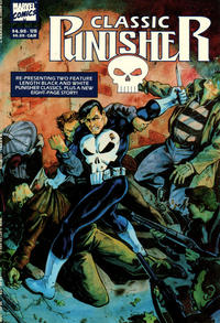 Cover Thumbnail for Classic Punisher (Marvel, 1989 series) #1
