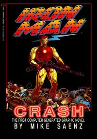 Cover Thumbnail for Iron Man: Crash (Marvel, 1988 series)