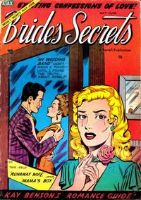 Cover Thumbnail for Bride's Secrets (Farrell, 1954 series) #2