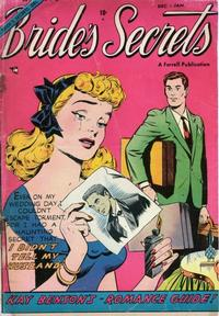 Cover Thumbnail for Bride's Secrets (Farrell, 1954 series) #5