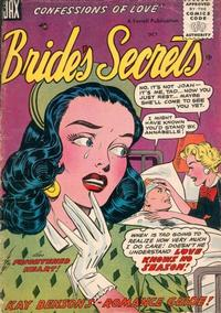 Cover Thumbnail for Bride's Secrets (Farrell, 1954 series) #10
