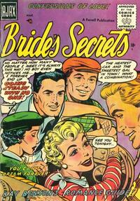 Cover Thumbnail for Bride's Secrets (Farrell, 1954 series) #14