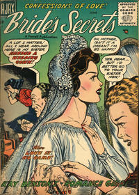 Cover Thumbnail for Bride's Secrets (Farrell, 1954 series) #15