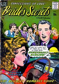 Cover Thumbnail for Bride's Secrets (Farrell, 1954 series) #18