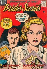 Cover Thumbnail for Bride's Secrets (Farrell, 1954 series) #19