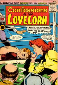 Cover Thumbnail for Lovelorn (American Comics Group, 1949 series) #58