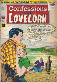 Cover Thumbnail for Lovelorn (American Comics Group, 1949 series) #60