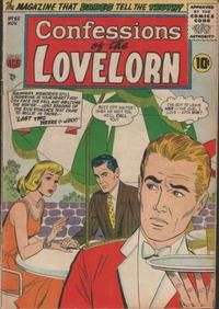 Cover Thumbnail for Lovelorn (American Comics Group, 1949 series) #65