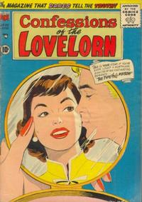 Cover Thumbnail for Confessions of the Lovelorn (American Comics Group, 1956 series) #82