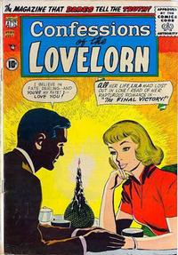 Cover Thumbnail for Confessions of the Lovelorn (American Comics Group, 1956 series) #83