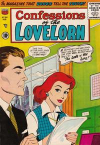 Cover Thumbnail for Confessions of the Lovelorn (American Comics Group, 1956 series) #84