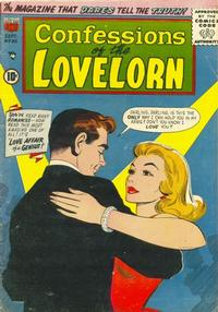 Cover Thumbnail for Confessions of the Lovelorn (American Comics Group, 1956 series) #85