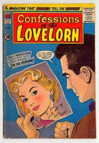 Cover Thumbnail for Confessions of the Lovelorn (American Comics Group, 1956 series) #101