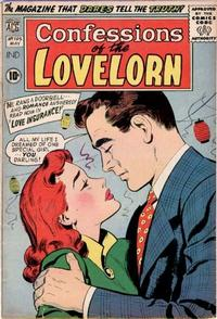 Cover Thumbnail for Confessions of the Lovelorn (American Comics Group, 1956 series) #105