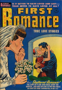 Cover Thumbnail for First Romance Magazine (Harvey, 1949 series) #19