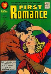 Cover Thumbnail for First Romance Magazine (Harvey, 1949 series) #46