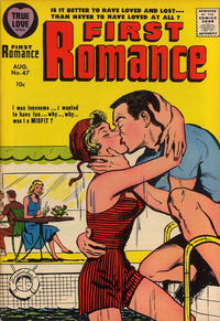Cover Thumbnail for First Romance Magazine (Harvey, 1949 series) #47