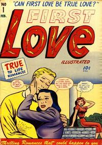 Cover Thumbnail for First Love Illustrated (Harvey, 1949 series) #1