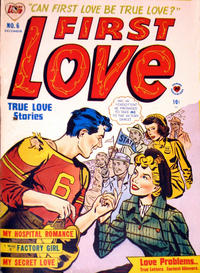 Cover Thumbnail for First Love Illustrated (Harvey, 1949 series) #6