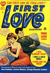 Cover Thumbnail for First Love Illustrated (Harvey, 1949 series) #7