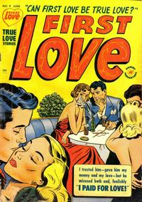 Cover Thumbnail for First Love Illustrated (Harvey, 1949 series) #9