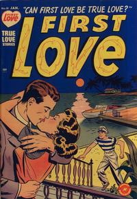 Cover Thumbnail for First Love Illustrated (Harvey, 1949 series) #10