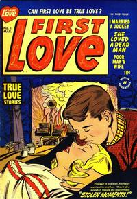Cover Thumbnail for First Love Illustrated (Harvey, 1949 series) #11