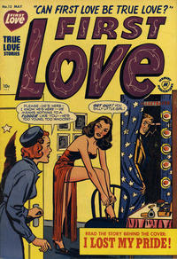 Cover Thumbnail for First Love Illustrated (Harvey, 1949 series) #12