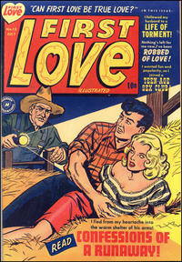 Cover Thumbnail for First Love Illustrated (Harvey, 1949 series) #13