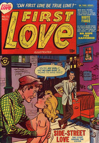 Cover Thumbnail for First Love Illustrated (Harvey, 1949 series) #15
