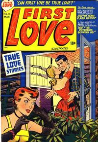 Cover Thumbnail for First Love Illustrated (Harvey, 1949 series) #17