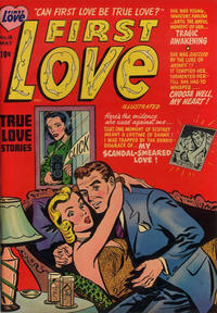 Cover Thumbnail for First Love Illustrated (Harvey, 1949 series) #18
