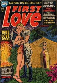 Cover Thumbnail for First Love Illustrated (Harvey, 1949 series) #19
