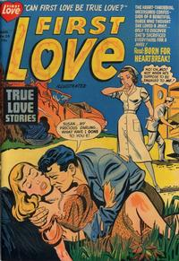 Cover Thumbnail for First Love Illustrated (Harvey, 1949 series) #20