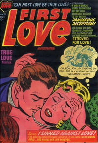Cover Thumbnail for First Love Illustrated (Harvey, 1949 series) #21